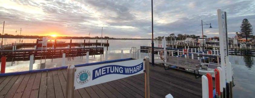 Metung Fishing Guide