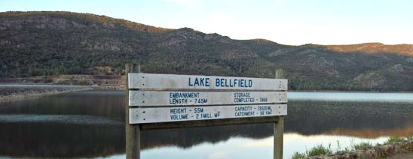 Lake Bellfield Fishing Guide
