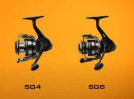 New Savage Gear Reels-SGS6 SGS8 2021